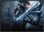 Metal Gear Rising Revengeance, Raiden